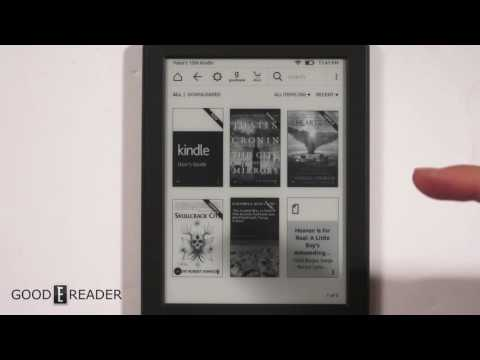 Amazon Kindle 8th Generation Review - 2016
