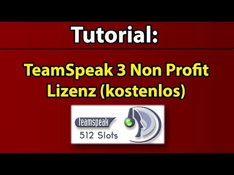 Free Teamspeak3 NPL lizenz