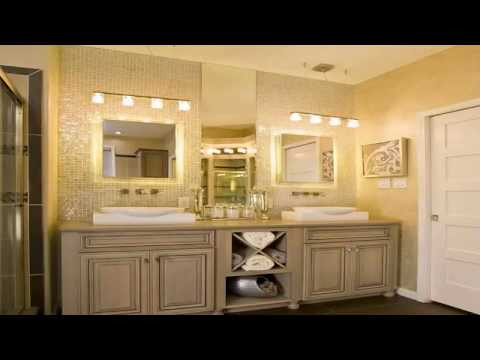 Bathroom Double Vanity Lighting Ideas