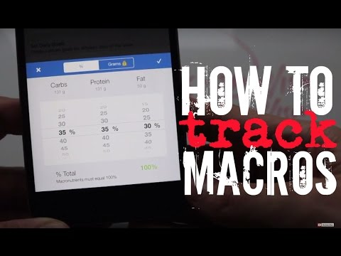 How to Track Macros on Myfitnesspal (for FREE!)   Gauge Girl Training