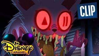 Anne's Halloween Tale 🎃 | Amphibia | Disney Channel Animation