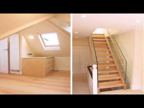 Loft Conversion Design Ideas Stairs