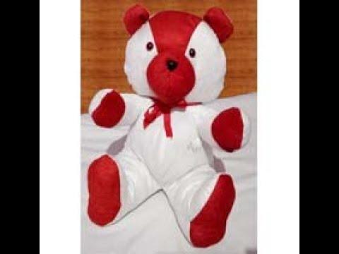 Soft Toys Teddy Bear (Part 1)