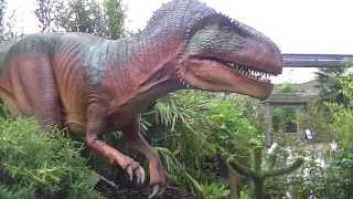 Dinosaurs Alive! Chester Zoo AMAZING DISCOVERY