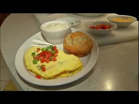 Wild Eggs: Wild Western Omelette