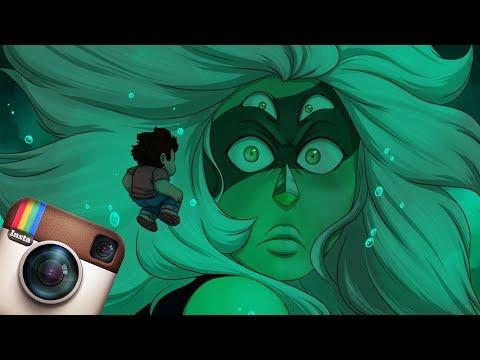 Steven Universe Instagram Edits!
