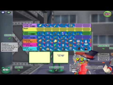 How to train lure and squirt