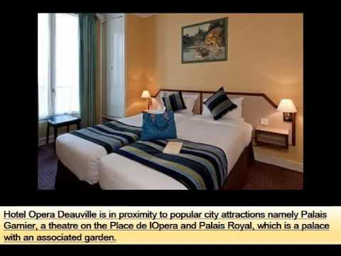 Hotel Opera Deauville | A France Paris Hotel Picture Colleciton And Ideas