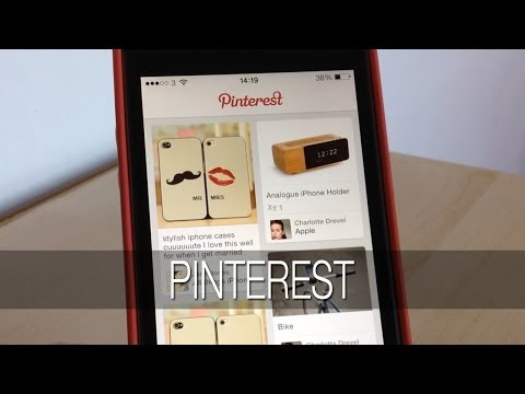 Pinterest iPhone App Review