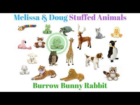 Melissa and Doug Stuffed Animals
