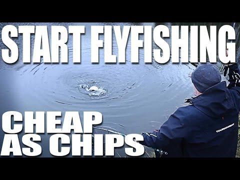 Start Fly fishing on a budget - Fishing Britain Shorts