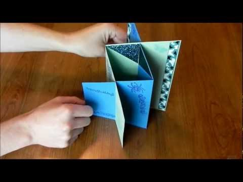 How to Make Cards: Cascade Card