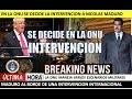 Investigación contra Maduro en la ONU decide intervencion