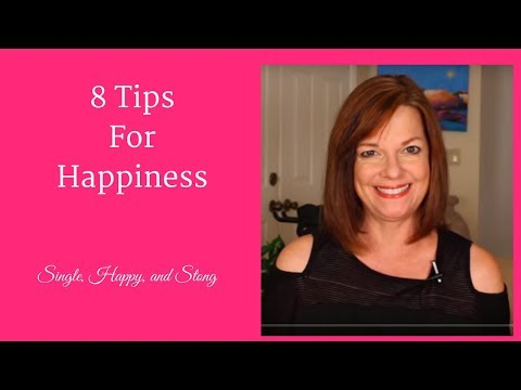 8 Tips for Happiness