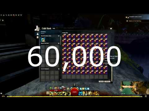 60,000 Trick-or-Treat Bags!!! Detailed Results  |  Guild Wars 2