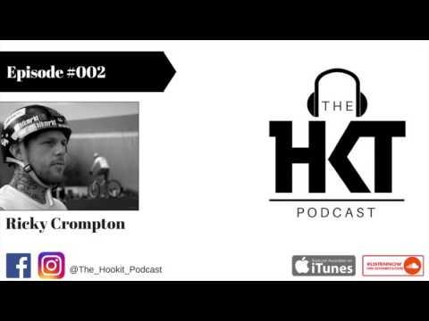 The HKT Podcast #003 Ricky Crompton