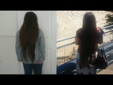 HOW TO GROW YOUR HAIR 2 -4 INCHES IN A WEEK 2017 | SUPER fast hair growth | Evin Yalcin