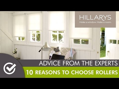 10 Reasons to Choose Roller blinds
