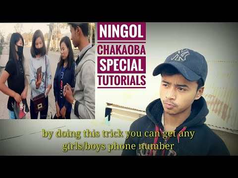 calculator trick tutorials-How to take girls phone number