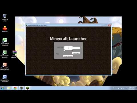 Minecraft Launcher By:anjocaido
