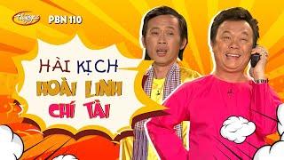 Hài Kịch Hoài Linh, Chí Tài   PBN 110