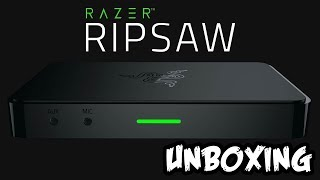 Unboxing / Review - Razer RipSaw