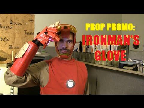 Prop Promo: Ironman's Glove