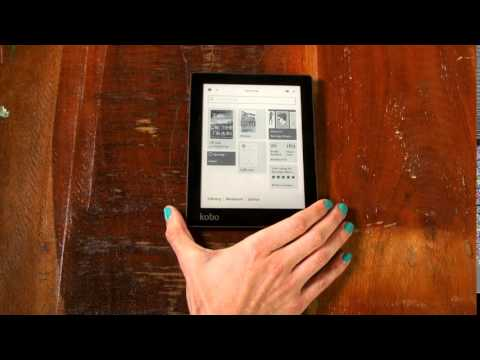 Kobo Tips: Syncing over WiFi