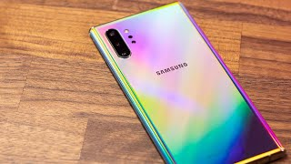 STILL NUMBER ONE? Galaxy Note 10 Plus Review 4 Months Later