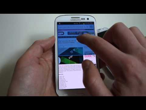Multi-window Comparison:  Galaxy S4 vs. Galaxy S3