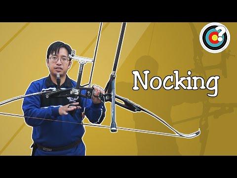 Archery   Nocking the Arrow