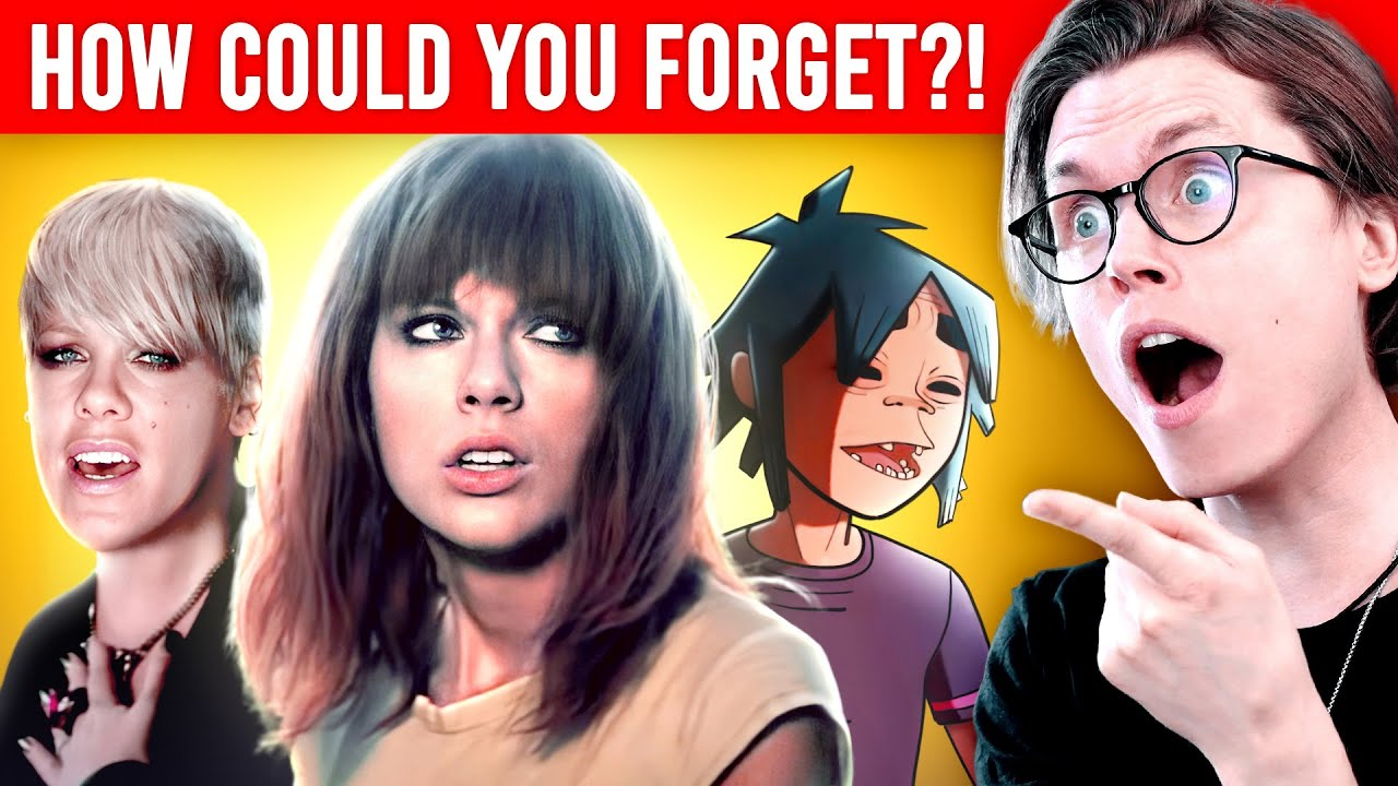 Songs You Totally Forgot About! #2