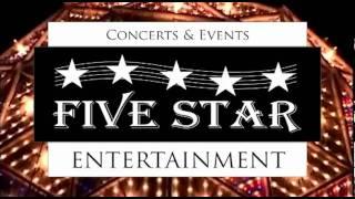 Five Star Entertainment presents STARZ ULTRA!