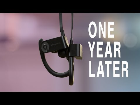 Beats By Dre Powerbeats3 Review - One Year Later