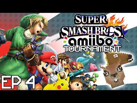 Amiibo Tournament | All Original Roster | Ep 4