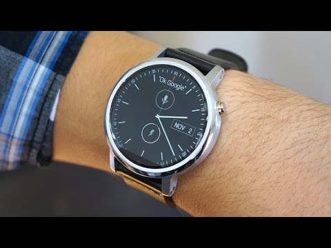 Motorola Moto 360 (2nd Generation) Review