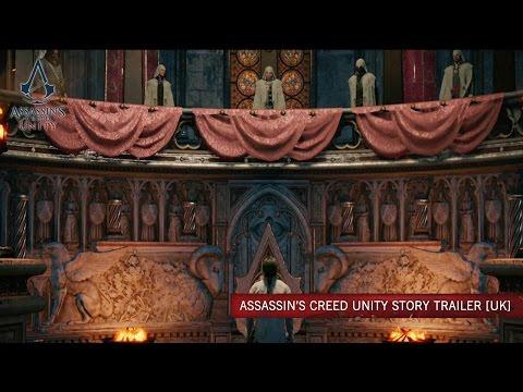 لعبة Assassin's creed unity : شركة Ubisoft تنفى تقليل مواصفات اللعبة على البلايستيشن 4