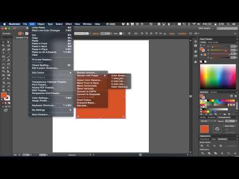 Illustrator - Convert CMYK to Pantone