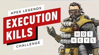 Apex Legends: Executions Only Challenge - Hot Keys