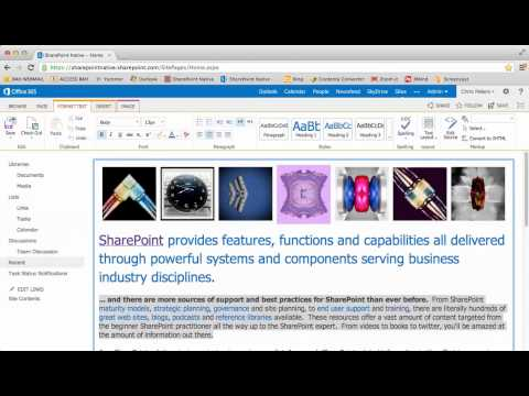 SharePoint 2013 - Change the size of an image in a page