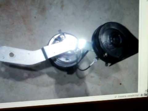 Mazda3 horn upgrade