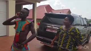 Christiana Awuni and Lil win LATEST COMEDY 2019