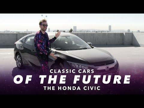 Classic Cars Of The Future: The Honda Civic