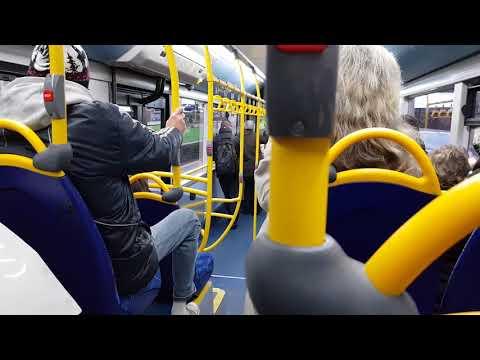 [Bomb Alert] Len Lemon: Ride - London General Route 507, Victoria to Waterloo, on BYD Enviro200EV