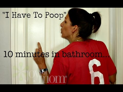 I Have To Poop