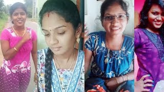 👯Nighty போட்ட ஆண்ட்டிகளின் முருகேத்தும் டப்ஸ்மாஷ்💃💃 | Tamil Aunty Hot Musically | Falooda