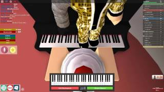 how to play piano roblox got talent