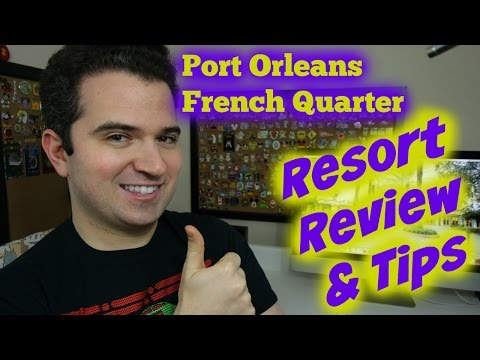 Port Orleans ⚜️ French Quarter Resort Review and Tips 🏠