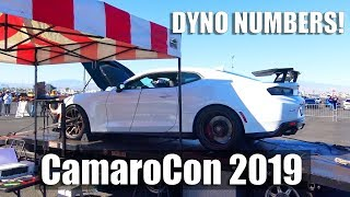 Cars are Technology too! Dyno and Drag Racing my Camaro ZL1 1LE
