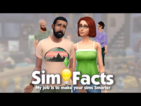 SimFacts: The Pancakes are the new Newbie's? (The Sims 4)